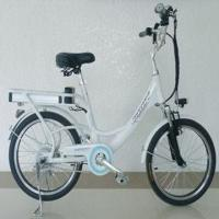 Buy cheap Electric Solar Bicycle/Environmental Protection/Modern Design Bike, 20km/Hour from wholesalers