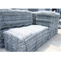 China Road Protection Welded Wire Mesh Rolls Wear Resistant Long Life Span on sale