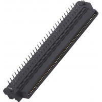 Buy cheap T Type 100 Pin black color Computer Pin Connectors Male 90°DIP Max For from wholesalers
