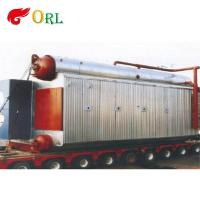 Best Customization Power Plant Boiler , Oil Gas Fired Steam Boiler Low Pressure wholesale