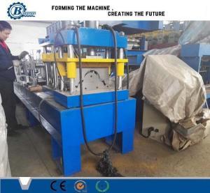 China 380V Industrial Ridge Cap Roll Forming Machine Cap Making Machines on sale