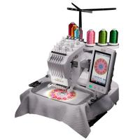 Best Simple Operation One Head Computer Easy Embroidery Machine Higher Precision wholesale