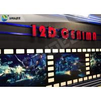 Best Pneumatic System XD Theatre Cinema With Terrifying Movie Fiberglass Luxury Chair wholesale