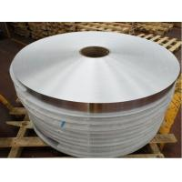 Buy cheap OEM Mill Finishing Aluminium Foil Strip 1050 Alloy For Light Channel from wholesalers