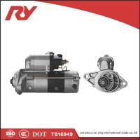 China Isuzu Concrete Mixer Truck Automotive Starter Motor 2-90123-210-0 9742809-586 on sale
