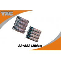 Best 1.5V LiFeS2 AA 2700mAh Lithium Iron Battery for Camera wholesale