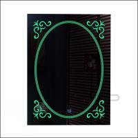 Best Wall Mirror With Lights Bathroom Mirror With Lights LED Light Up Mirror LED Touch Screen Mirror wholesale