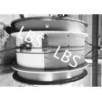 Best Heavy Steel Wire Rope Winch Roll Sleeve With Lebus Double Broken Line Rope Groove wholesale