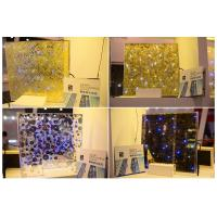 Cheap LED glass,Luminous glass, lighting glass, switchable glass, privacy glass for bar design for sale