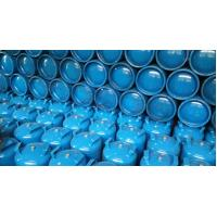 Best 6KG Compressed LPG Gas Cylinder Low Pressure With 13L Water Capacity wholesale