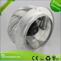 Best 355mm Air Conditioning EC Motor Fan , Backward Curved Blower High Volume wholesale