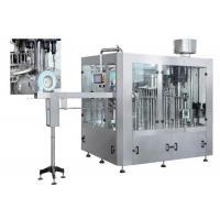 Cheap 3 In 1 Carbonated Drink Production Line Soft Drink Bottling Plant for sale