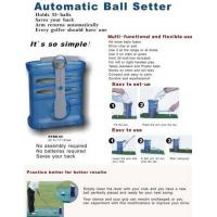Best Automatic Golfball Setter wholesale