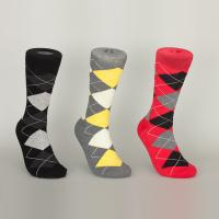 Best Sweat Absorbent Cotton Dress Socks With Snngging Resistance Breathable Material wholesale