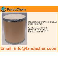 Buy cheap CPPU (Forchlorfenuron) 99%min,buy Plant Growth regulator from Fandachem from wholesalers