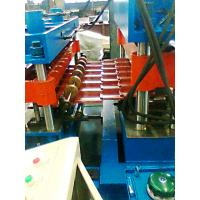 Curving Glazed Tile Roll Forming Machine 7.5Kw Steel Sheet Roll Former