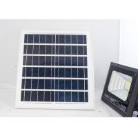 Best Waterproof 60 Watt Remote Controlled Solar Powered Flood Light Outdoor With Motion Sensor wholesale