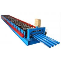Best Automatic Roof Panel Roll Forming Machine , Roofing Sheet Making Machine wholesale