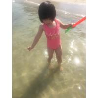 Buy cheap Little Girls Solid Color Basic Bikini Bathing Suits , Womens One Piece Bathing Suits from wholesalers