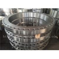 Best SA182- F316  F316L Forged Stainless Steel Flange Max OD 2500mm wholesale