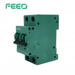 Best Din Rail Mounted 2P 1200VDC High Voltage DC Circuit Breaker wholesale