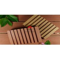 Best Sunshien WPC Outdoor Flooring composite decking board also used for porch and railing wholesale