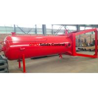 Cheap Solids control mud gas separator poor boy at oilfield for sale for sale