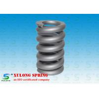 Best Alloy Steel Industrial Compression Springs 12MM Dacroment Coated For Storage Battery wholesale