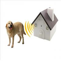 China Anti Bark stop ultrasonic dog trainer Birdhouse camping trips dog bark control on sale