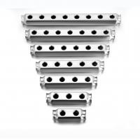China Hydronic Radiant Heat Stainless Steel Manifolds on sale