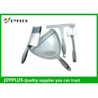 Best Multi Purpose Household Cleaning Brushes And Dustpan Set PP Material HB1635 wholesale