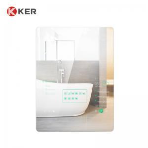 Best Hotel Video News Magic Anti Fog Touch Screen Smart Mirror wholesale