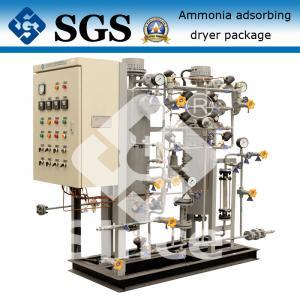 Best Liquid Ammonia Regenerative Desiccant Dryers / Adsorbing Desiccant Dryers wholesale