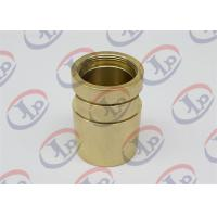 Cheap Brass Female Union Nipple High Precision Machining Parts With Pickling Surface for sale