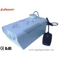 Best Stainless Steel Smoke Machine Portable mini Fog Machine For Party Four Color OEM Wire Control  X-04 wholesale
