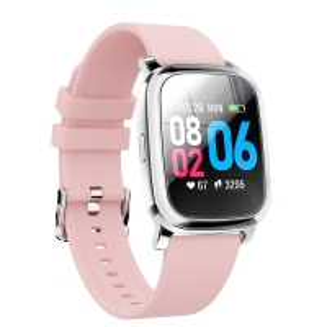 Best IP68 Zinc Alloy 240x240 Ble 5.0 Female Smart Watch wholesale