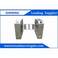China Tolling Control Half Height Pedestrian Security Gates With 300-600mm Swing Arm on sale
