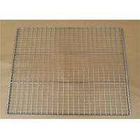 Best Welded Type Wire Basket Cable Tray For Put Something , 10-15mm Hole Size wholesale