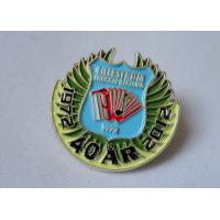 Best Promotional Gifts LILLESTROM 3D Lapel Pins, Zinc Alloy Soft Enamel Pin with Gold Plating wholesale