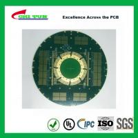Best Designing Pcb Boards Custom Circuit Board 18L 4.5MM 8MIL IMMERSION GOLD wholesale