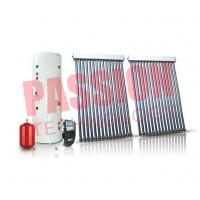 Best Anti Freezing Direct Split Solar Water Heater Commercial Aluminium Alloy Frame wholesale