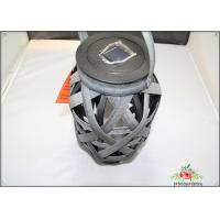Best Natural Looking Outdoor Solar Powered Lanterns For Decorating The Garden wholesale