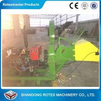 Best 40HP Diesel Driven Type Forest Wood Chipper Shredder for Small Wood Logs wholesale