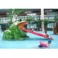 Best Frog Water Slide Kids Water Playground Equipment For Swimming Pool wholesale