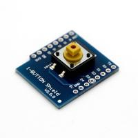 Best 1 Button Shield Board SMT PCB Assembly For WeMos D1 Mini Switch PCBA Board wholesale
