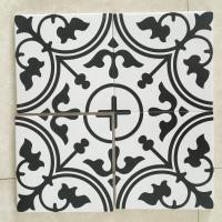 Buy cheap Non Slip Surface Art Patterned Decorative Ceramic Tile / Bathroom Wall Tiles from wholesalers