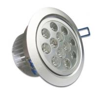 Best AC 85V~265V 12W 50000h SSC / Cree / Bridgelux Led Recessed Ceiling Lights Bulb Replacement wholesale