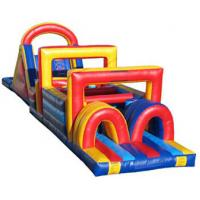 Best labyrinthine inflatable obstacle course for sale wholesale