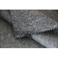 Best 30% Wool /  70% Polyester Suiting Fabric , 500G / M Twilled Worsted Cloth wholesale