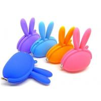 Best 2014 Fashionable silicone wallet / purse for promotion,Mickey silicone ladies purse wholesale